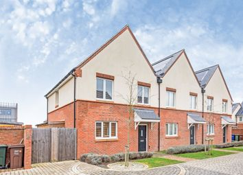 Thumbnail 3 bed semi-detached house for sale in Tayberry Close, Elmsbrook, Bicester