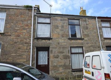 Thumbnail 2 bed terraced house for sale in William Street, Camborne, Cornwall