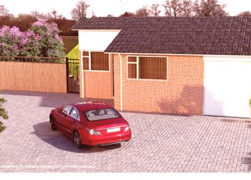 Thumbnail 2 bed bungalow for sale in Morlings Drive, Burntwood, Lichfield