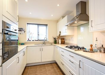 Thumbnail 3 bed semi-detached house for sale in Lapwing Lane, Watchfield, Swindon