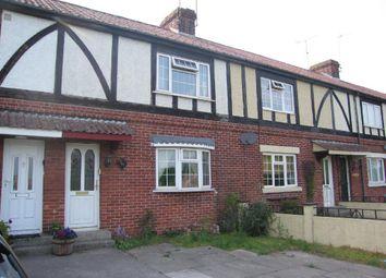 Thumbnail 3 bed terraced house to rent in Netheravon Road, Durrington, Salisbury