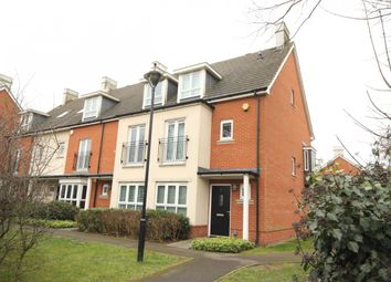Thumbnail 3 bedroom terraced house to rent in Palace Way, Old Woking, Woking