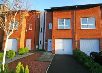 Thumbnail 3 bed town house for sale in Robert Harrison Avenue, West Didsbury, Manchester, Greater Manchester