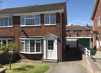 Thumbnail 3 bed semi-detached house for sale in 79 Eastway, Eastfield, Scarborough