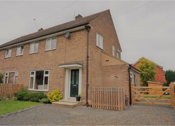 Thumbnail 3 bed semi-detached house for sale in Sandal Hall Close, Wakefield
