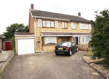 Thumbnail 3 bed semi-detached house for sale in Canterbury Road, Werrington Village
