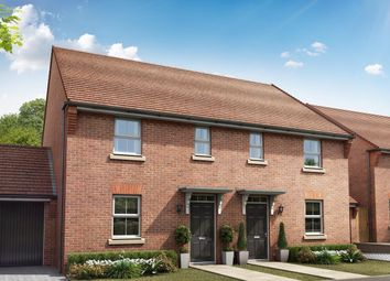 Thumbnail 3 bed semi-detached house for sale in Hook Lane, Westergate, Chichester