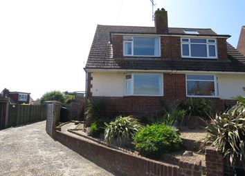 Thumbnail 3 bed semi-detached house for sale in Gorse Close, Portslade, Brighton