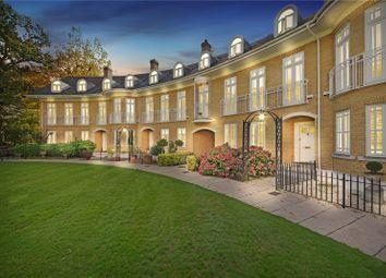5 bed terraced house for sale in Lakeside Grange, Weybridge, Surrey KT13