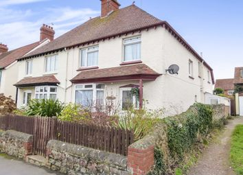 Thumbnail 4 bed semi-detached house for sale in Fownes Road, Minehead