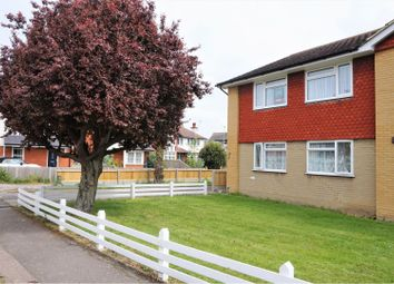 2 bed maisonette for sale in Glebe Way, Whitstable CT5