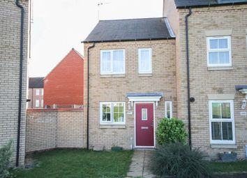 Thumbnail 2 bed end terrace house for sale in Kings Avenue, Ely
