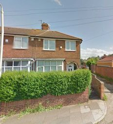 Thumbnail 3 bedroom end terrace house to rent in Cedar Road, Shortstown, Bedford