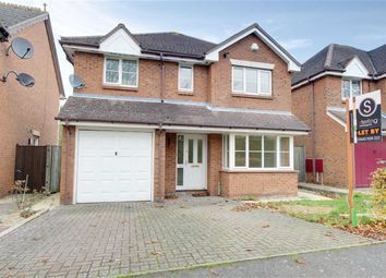 Thumbnail 4 bed detached house to rent in Thorne Way, Buckland, Aylesbury