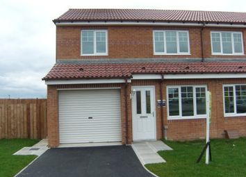 Thumbnail 3 bed semi-detached house to rent in Alwin Close, Tyne And Wear