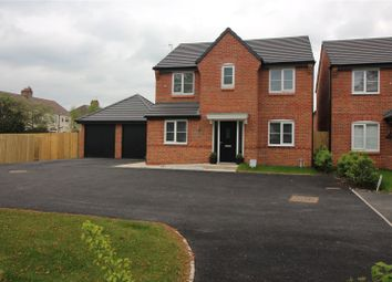 Thumbnail 4 bed detached house for sale in Memorial Drive, Mallory Park, Birkenhead, Merseyside