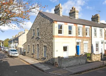 Thumbnail 3 bed end terrace house to rent in Beche Road, Cambridge