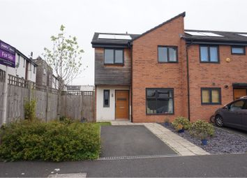 Thumbnail 3 bed semi-detached house for sale in Openshaw Street, Bury
