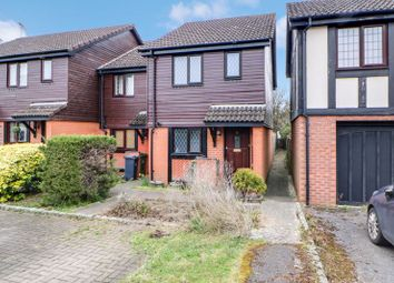 Thumbnail 2 bed end terrace house for sale in Deans Court, Windlesham