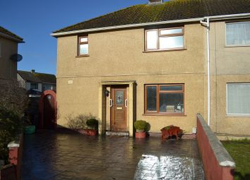 Thumbnail 3 bed semi-detached house for sale in White Close, Port Talbot, Neath Port Talbot.
