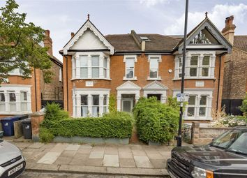 Thumbnail 3 bed flat to rent in Goldsmith Avenue, London