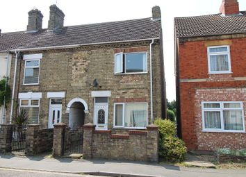 Thumbnail 3 bed end terrace house for sale in Palmerston Road, Peterborough