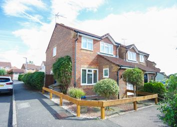 Thumbnail 3 bed detached house to rent in Knights Templars Green, Stevenage