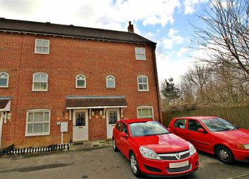 Thumbnail 4 bedroom town house for sale in Glendurgan Court, Westcroft, Milton Keynes