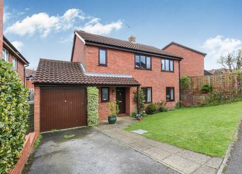 Thumbnail 4 bedroom detached house for sale in Castle Brooks, Framlingham, Woodbridge