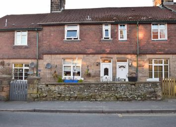 Thumbnail 3 bed terraced house for sale in Chatsworth Road, Rowsley, Matlock