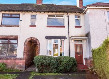 Thumbnail 2 bedroom terraced house for sale in Annesley Close, Sheffield