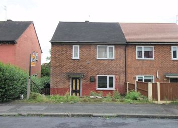 Thumbnail 2 bed semi-detached house for sale in Wroxham Road, Blackley, Manchester