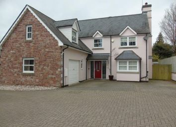 Thumbnail 5 bed detached house for sale in Hunsdon Manor Garden, Weston Under Penyard, Ross-On-Wye