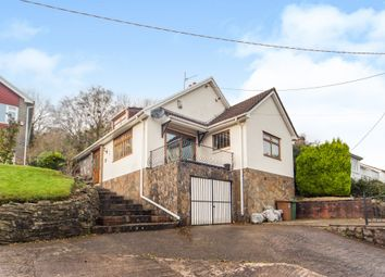 Thumbnail 4 bed detached house for sale in Fairway Drive, Caerphilly