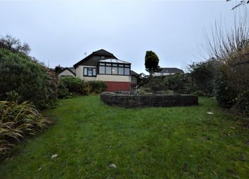 Thumbnail 3 bed detached bungalow for sale in Pentalek Road, Camborne, Cornwall