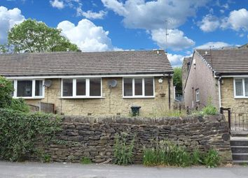 Thumbnail 2 bed bungalow to rent in Staveley Road, Keighley, West Yorkshire