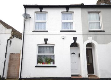 Thumbnail 2 bed end terrace house for sale in Albert Road, Aldershot, Hampshire