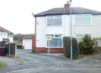 Thumbnail 2 bed property to rent in The Crescent, Bolton