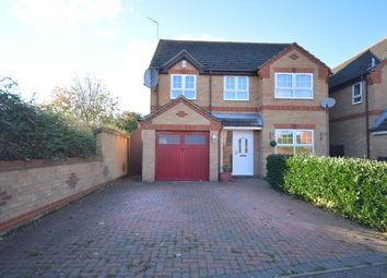 4 bed detached house for sale in Tyler Way, Thrapston, Kettering NN14