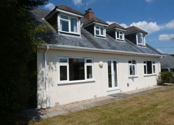 Thumbnail 4 bed detached bungalow to rent in Sclerder Lane, Looe