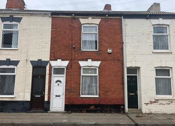 Thumbnail 3 bedroom terraced house for sale in Grafton Street, Grimsby