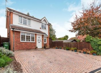 Thumbnail 4 bed detached house for sale in Grasmere Close, North Langney, Eastbourne, East Susses