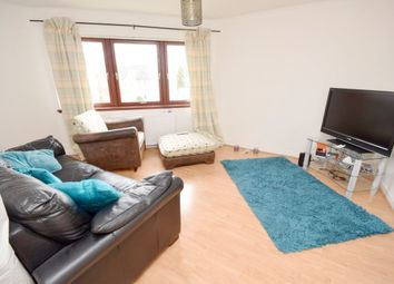 Thumbnail 2 bed flat for sale in Whittagreen Court, Motherwell