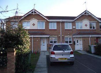 Thumbnail 2 bed terraced house to rent in Markham Grove, Prenton
