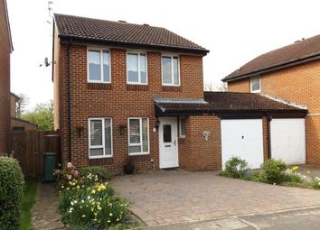Thumbnail 3 bed link-detached house for sale in Shelley Drive, Broadbridge Heath, Horsham, West Sussex