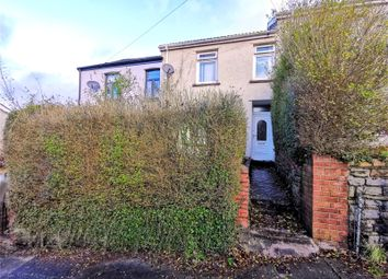 Thumbnail 3 bed terraced house for sale in Tyntaldwyn Road, Troedyrhiw, Merthyr Tydfil