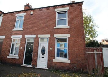 Thumbnail 2 bed property for sale in Trent Street, Burton-On-Trent