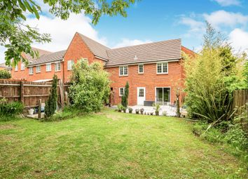 Thumbnail 3 bed terraced house for sale in Lowland Close, Bridgend