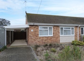 Thumbnail 2 bed semi-detached bungalow for sale in St. Wilfreds Close, Selsey, Chichester