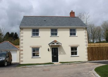 Thumbnail 3 bed detached house for sale in Hewas Water, St. Austell